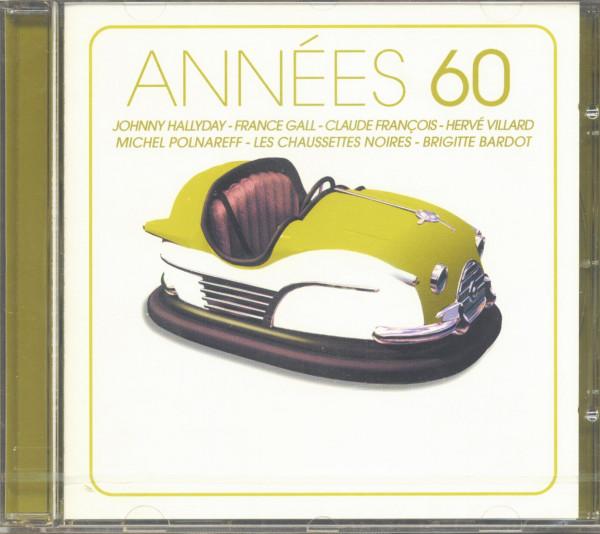 Annees 60 (CD)