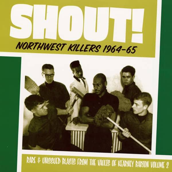 Northwest Killers Vol.2 - Shout 1964-1965 (LP)