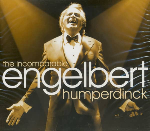 The Incomparable Engelbert Humperdinck (2-CD)