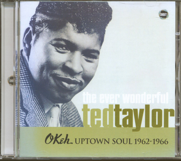 The Ever Wonderful - OKeh Uptown Soul 1962-66 (CD)