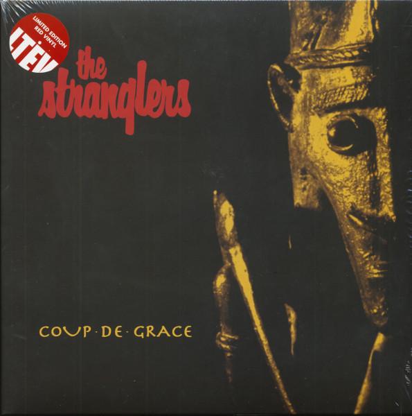Coup De Grace (LP, Red Vinyl, Ltd.)