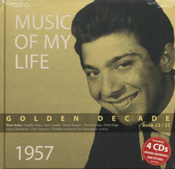 Golden Decade Vol.23 - 1957 (Book & 4-CD)