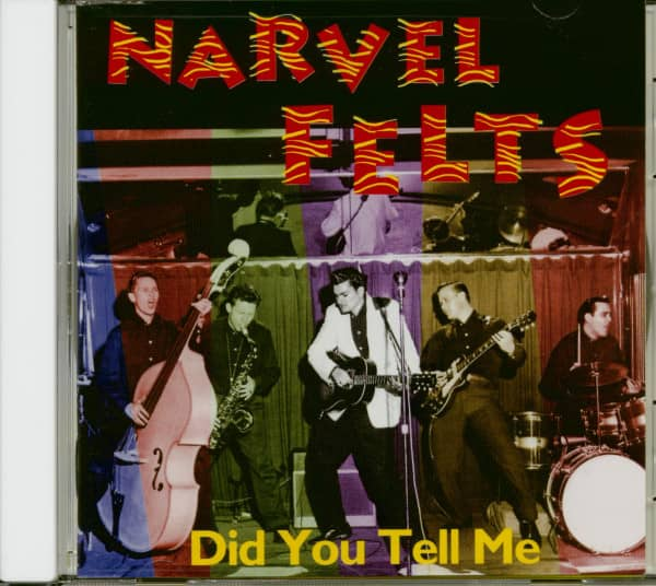 Did You Tell Me (CD)