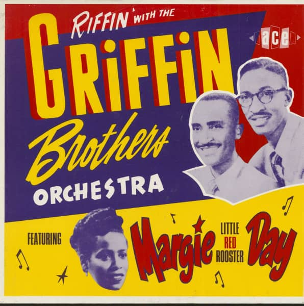 Riffin' With The Griffin Brothers Orchestra (LP)