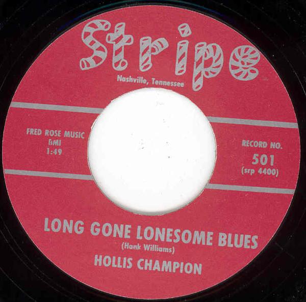 Long Gone Lonesome Blues b-w Big Beat 7inch, 45rpm