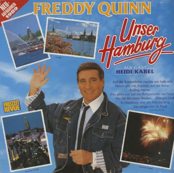 Unser Hamburg (LP, Cut-Out)