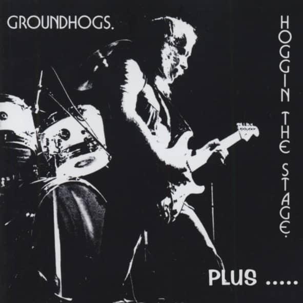 Hoggin' The Stage ... Plus (2-CD)