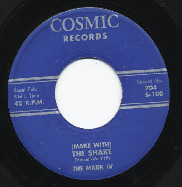 (Make With) The Shake - 45 R.P.M.