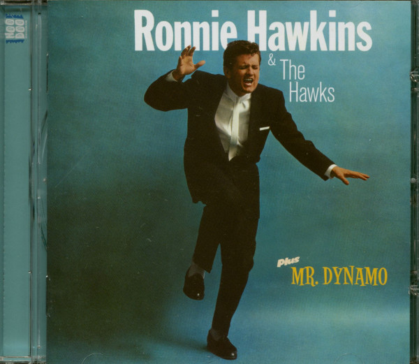 Ronnie Hawkins - Mr.Dynamo (CD)