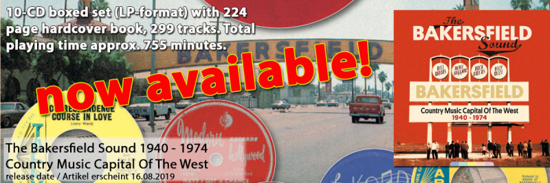 Bear Family Records - Vinyl, CD, DVD- Musik Mailorder Online