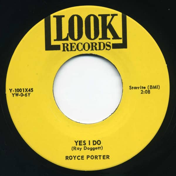 Lookin' - Yes I Do 7inch, 45rpm