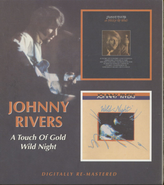 A Touch Of Gold - Wild Night (CD)
