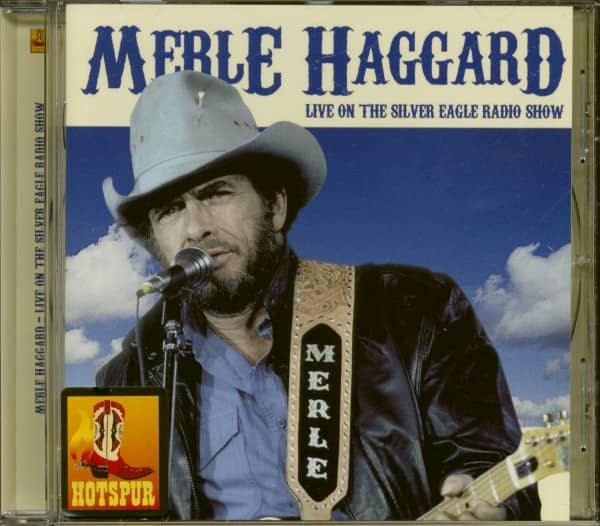 Live On The Silver Eagle Radio Show (CD)