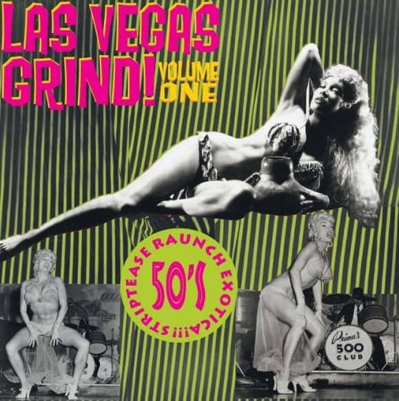 Las Vegas Grind Vol.1 (LP)
