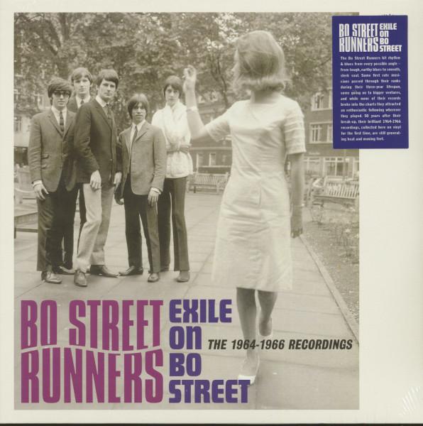 Exile On Bo Street (LP)