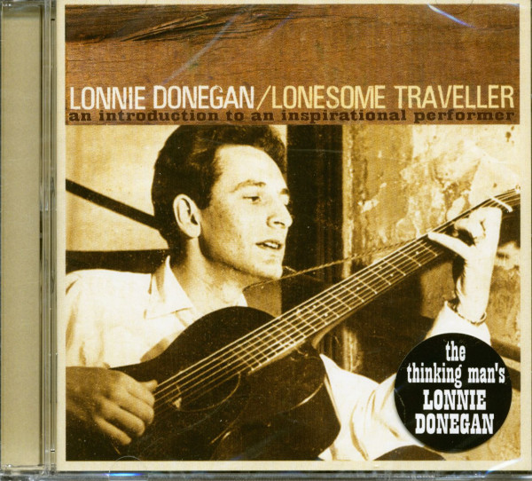 Lonesome Traveller (CD)