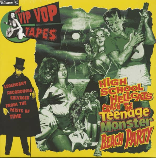 The Vip Vop Tapes Vol.3 (LP)