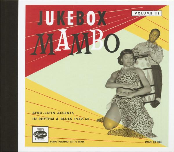 Jukebox Mambo Vol.3 (6-10inch Vinyl, Ltd.)