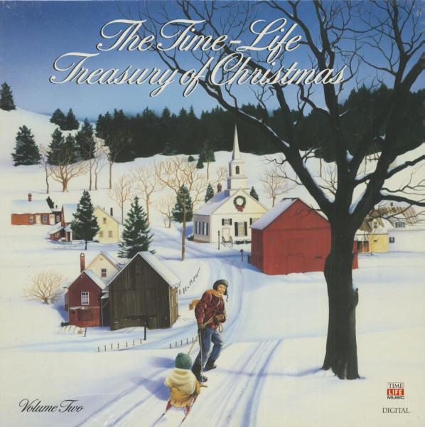 The Time-Life Treasury Of Christmas, Vol.2 (3-LP)