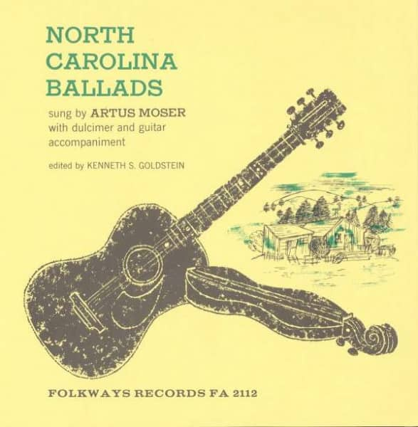 North Carolina Ballads