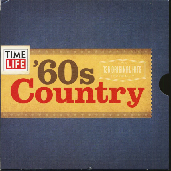 '60s Country (8-CD)