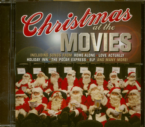 Christmas At The Movies (CD)