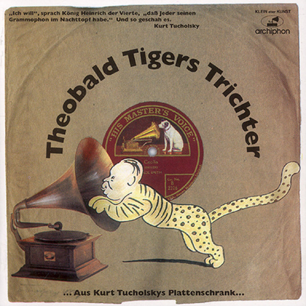 Theobald Tigers Trichter