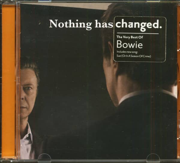 Nothing Has Changed - The Very Best Of David Bowie (CD)