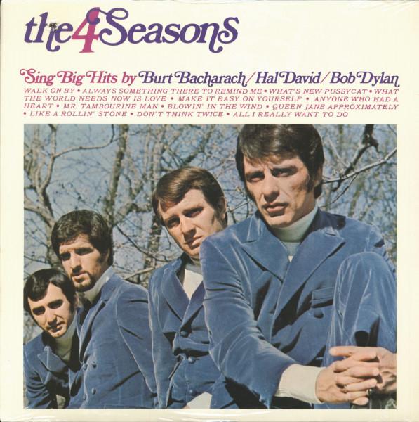Big Hits By Burt Bacharach - Hal David - Bob Dylan (LP)