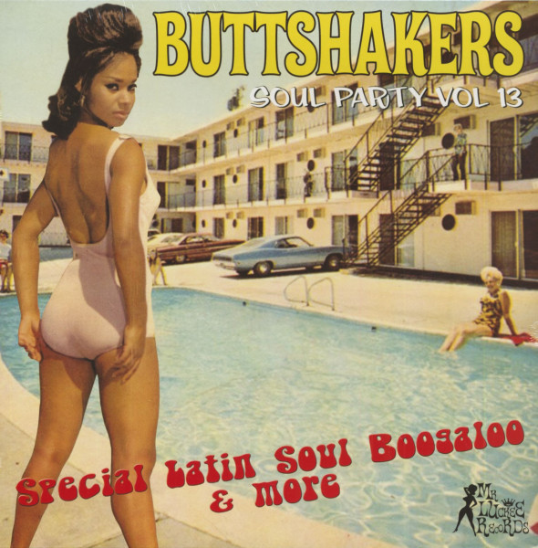 Buttshakers - Soul Party Vol.13 (LP)