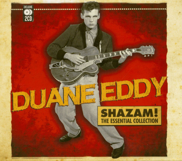 Shazam - The Essential Collection (2-CD)