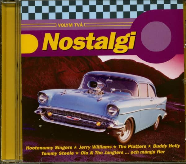 Nostalgi Vol.2 (CD)