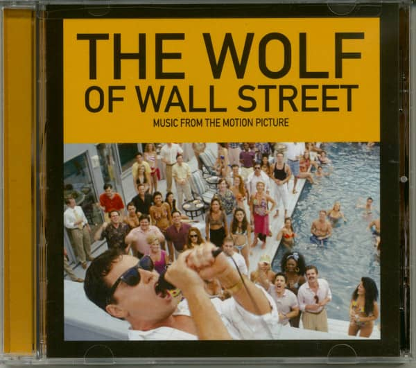 The Wolf of Wall Street (Original Soundtrack) (CD)