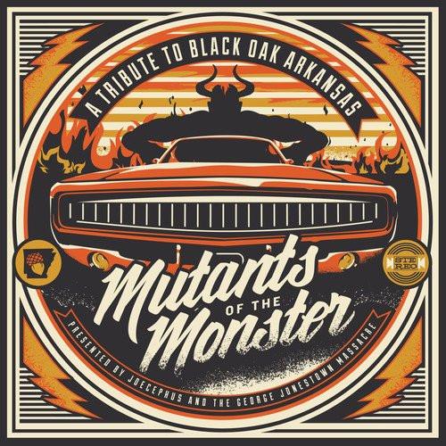 Mutants Of The Monster: A Tribute To Black Oak Ark (CD)