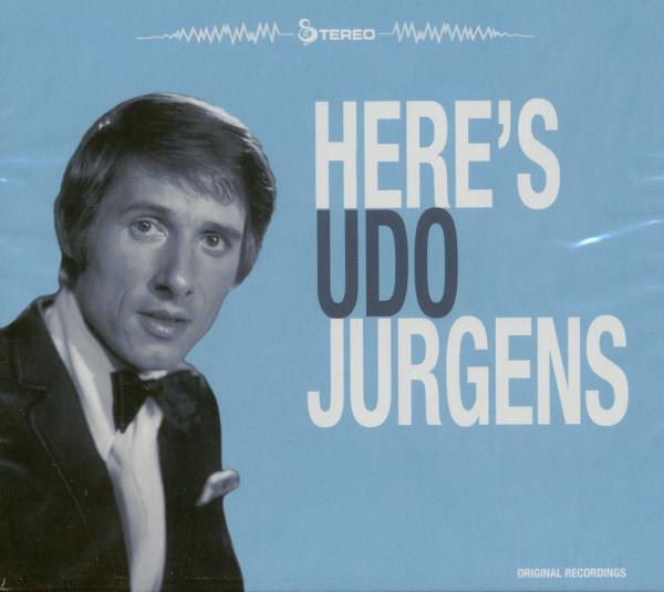 Here's Udo Jürgens (CD)