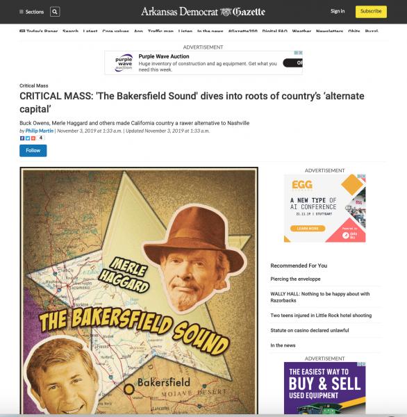 Presse-Archiv-Various-Artists-The-Bakersfield-Sound-1940-1974-arkansas-online