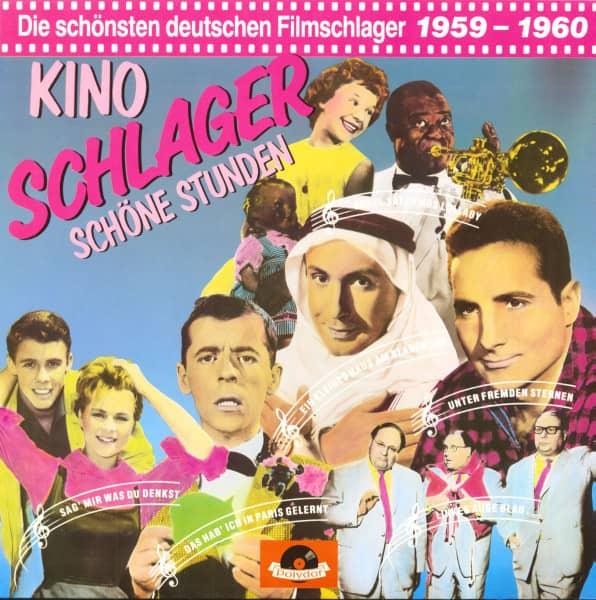 Kino Schlager - Schöne Stunden - 1959-1960 (LP)
