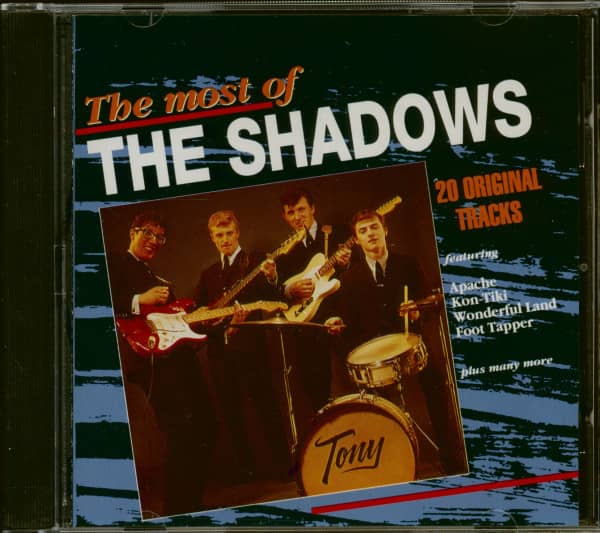 The Most Of The Shadows (CD)