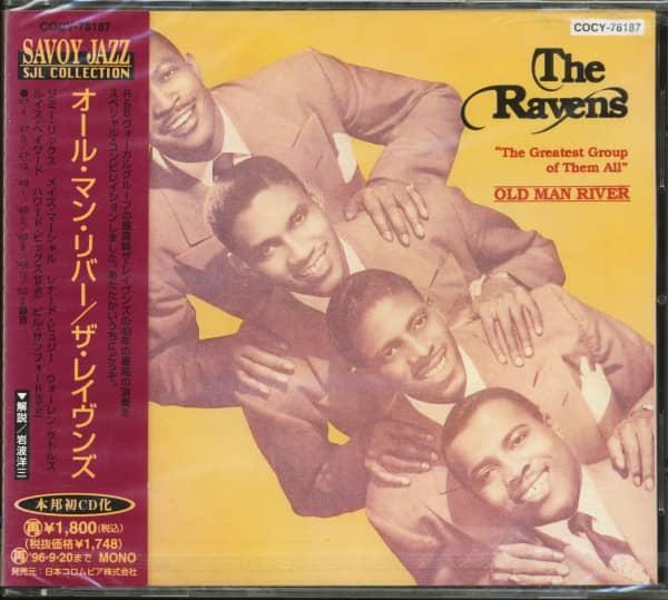Old Man River - Savoy Jazz Collection (CD, Japan)