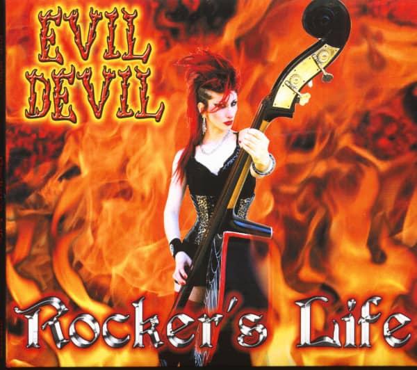 Rocker's Life (CD)