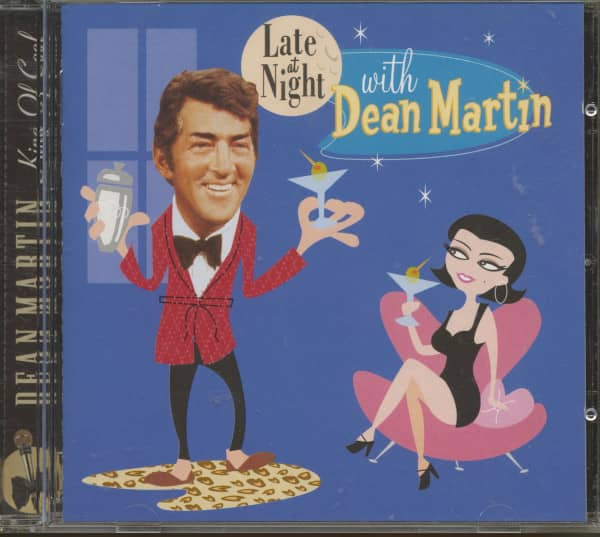 Late At Night With Dean Martin (CD)