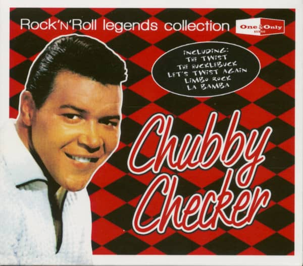 Chubby checker cds share your