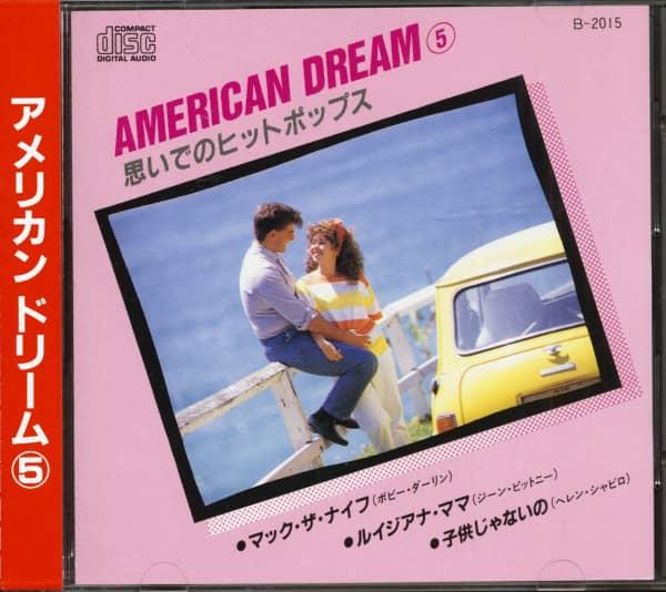 American Dream 5 (CD, Japan)