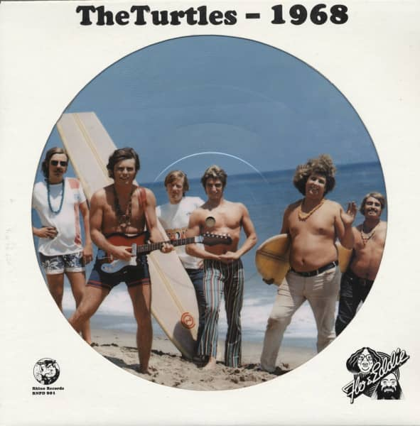 The Turtles - 1968 (LP, 45rpm)