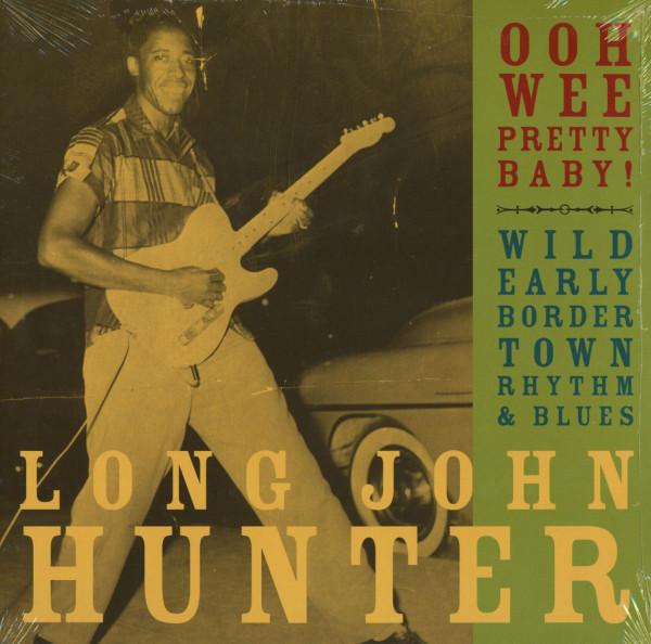 Ooh Wee Pretty Baby - Wild Early Border R&B (Vinyl LP)