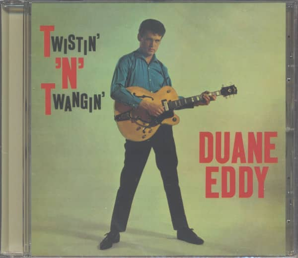 Twistin 'n' Twangin' (CD)