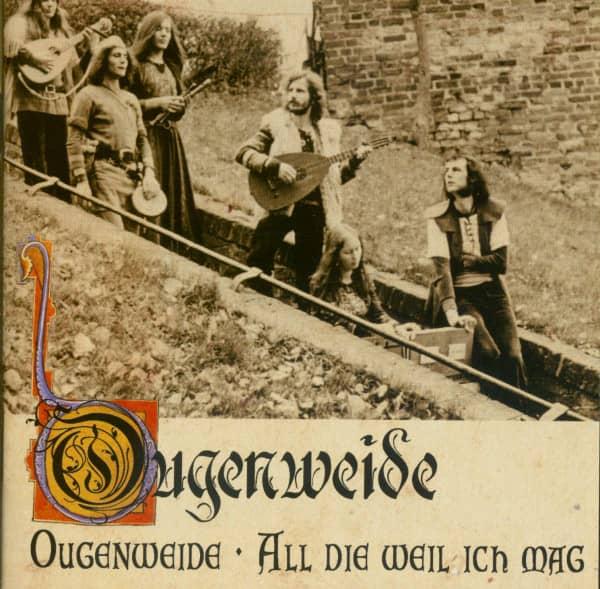 Ougenweide - All die weil ich mag (CD)