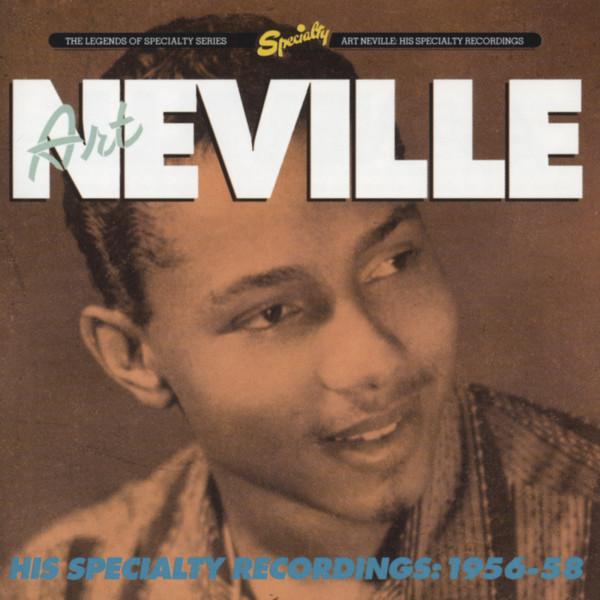 His Specialty Recordings 1956-58