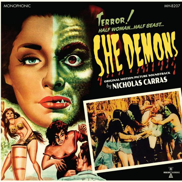 She Demons (LP & Poster)