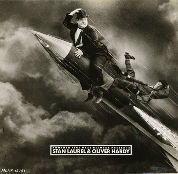 Another Fine Mess Records Presents - Stan Laurel & Oliver Hardy Vol.4 (LP, Purple Vinyl)